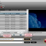 Copy Blu-ray/DVD to MKV with AC3 DTS 6 Channels