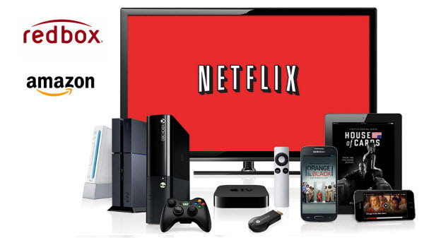 Backup Rented Blu-ray from Amazon, NetFlix, RedBox on NAS