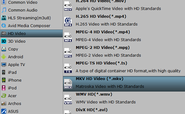 how to watch mkv on macbook