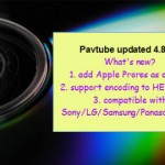 Upgrade! Pavtube add ProRes/TV/H.265 MKV Support for Windows
