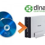Copy Blu-ray movie to DLNA certified NAS devices