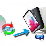 Convert DVD to M3U8 format for HTTP Live Streaming with Android