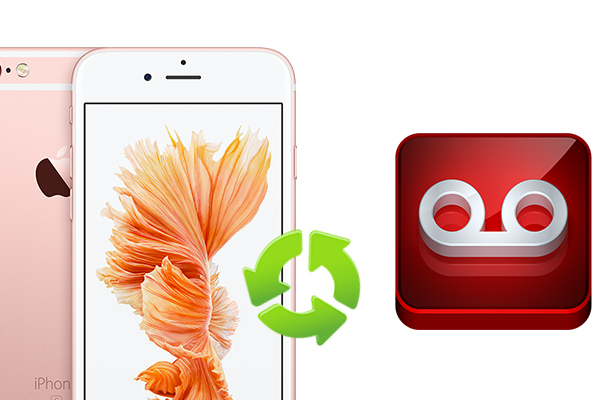 how to delete voicemail on iphone 6s