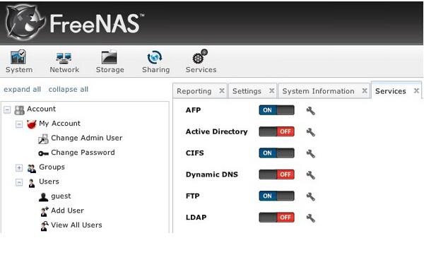 Rip/Backup Blu-ray/DVD to FreeNAS Home Server | i-Loveshare