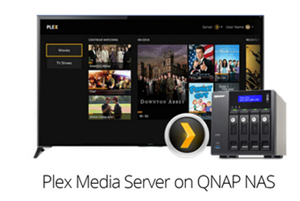 Backup DVD to QNAP TS-x53 for Playback with Plex | i-Loveshare
