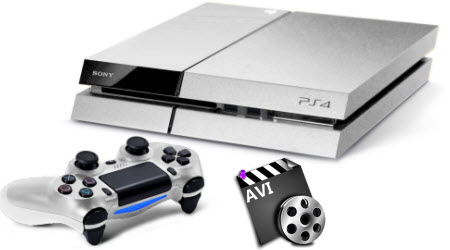 Play AVI Videos on PS4 Without any hassle | Love Media Players