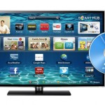 How to play Blu-ray on Samsung Smart TV via USB Stick/External HDD?