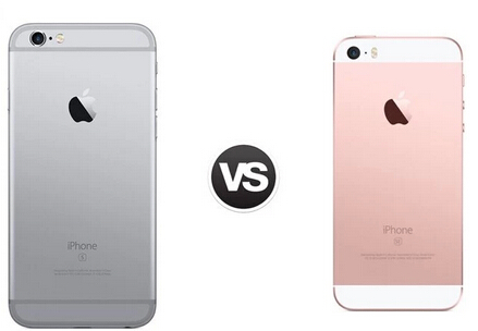 iphone comparison Specs comparison: iPhone SE vs. iPhone 5s and iPhone SE vs. iPhone 6s