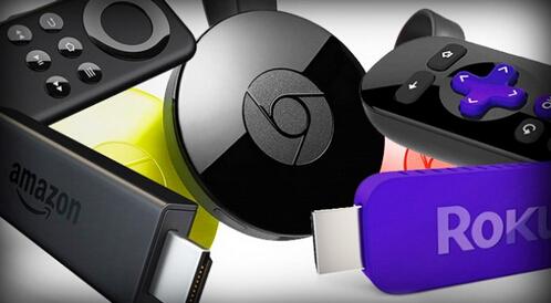 Compare Fire TV Stick - Chromecast- Roku Streaming - Fear Your Shadow