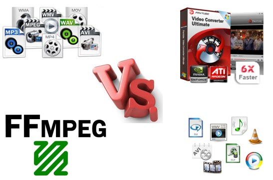 ffmpeg vs pavtube FFmpeg vs Pavtube Video Converter Ultimate: Which One is Right For You?