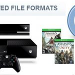 Xbox 360 supported video/audio formats