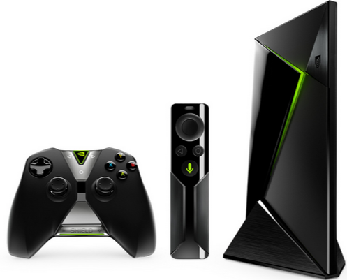 DVD to Nvidia Shield TV