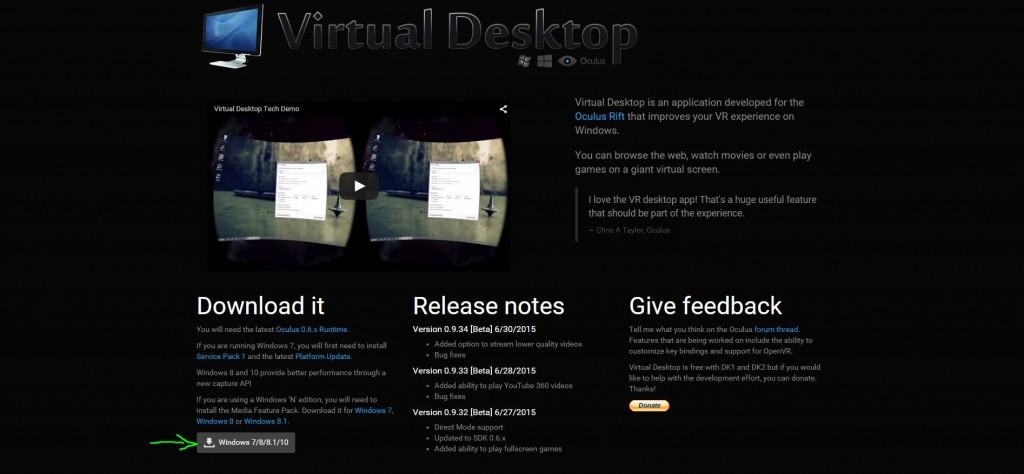 Teach you How to Watch 3D YouTube on Oculus Rift CV1 | Love Media