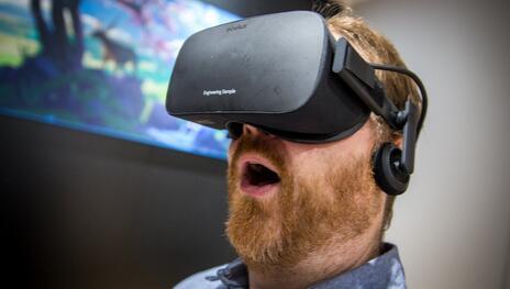 3D BD to Oculus Rift CV1