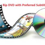Copy DVD with Forced/Internal/External Subtitles