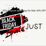 50% OFF Pavtube ByteCopy for Windows/Mac on Black Friday Sales 2016