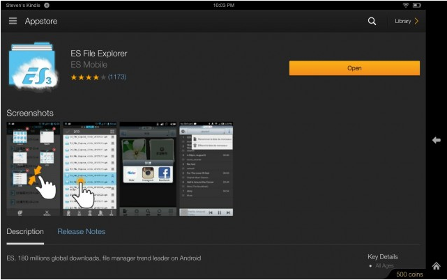 add youtube video app to kindle fire