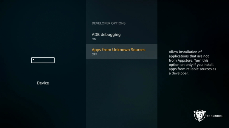 Install Kodi 17.4 on Amazon Firestick/Fire TV-3